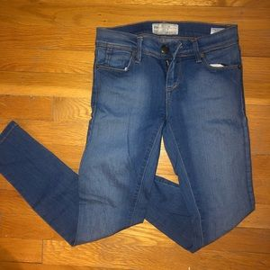 Free people skinny jeans